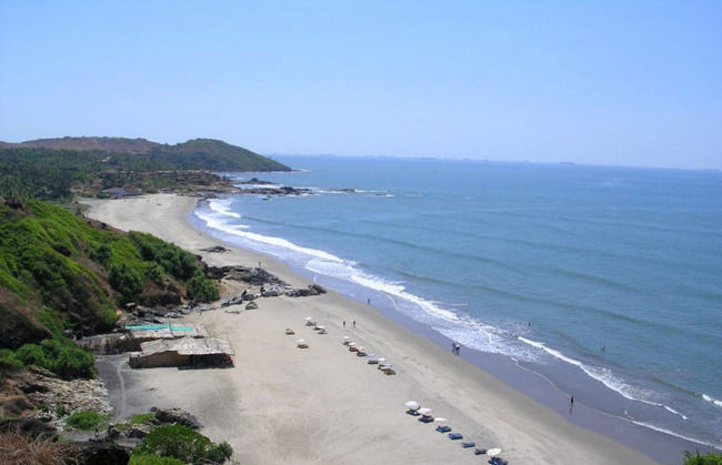 Chapora Beach Hotels