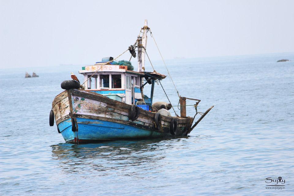 St Mary S Island Boating Office Malpe Malpe Karnataka