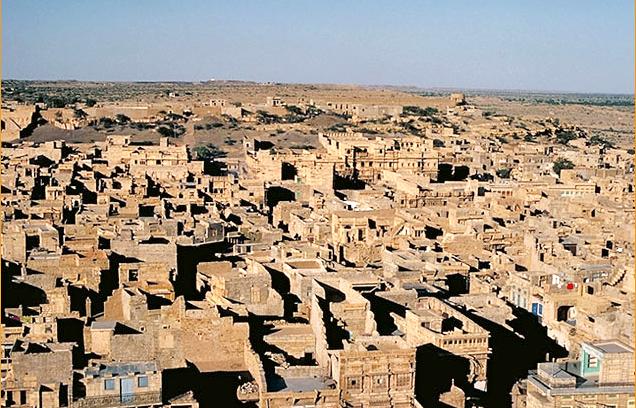 Photos of Jaisalmer by Niko