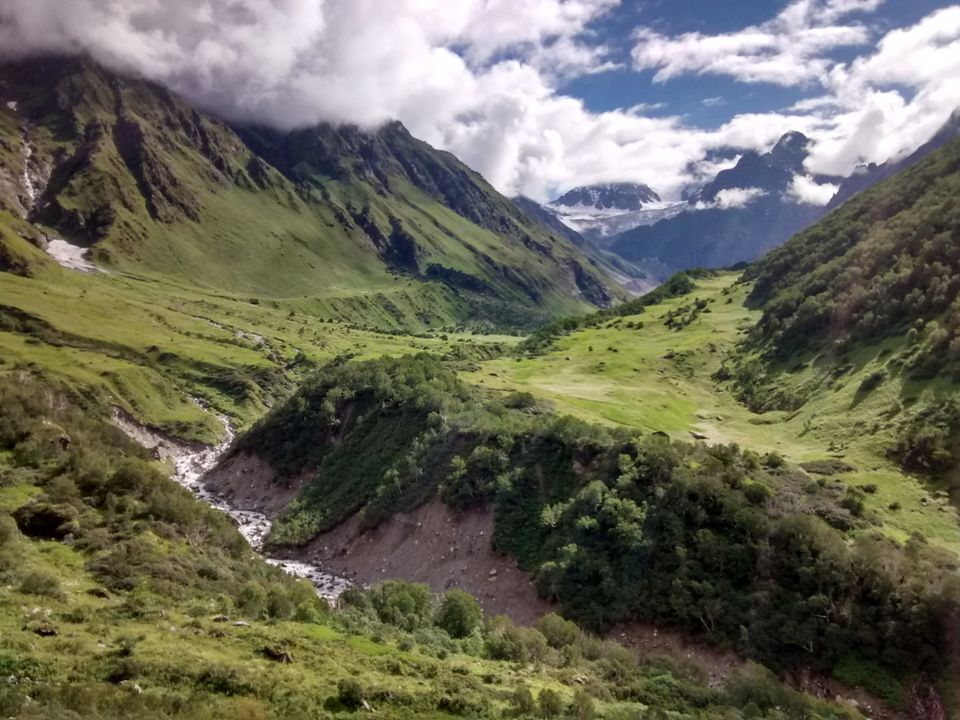 Valley of flowers, Hemkund sahib and Badrinath : More you