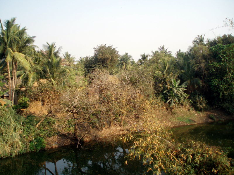 Photos of Orissa from the train by Charu Mittal