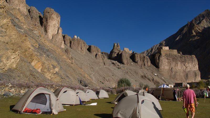 Yurutse Camping Site