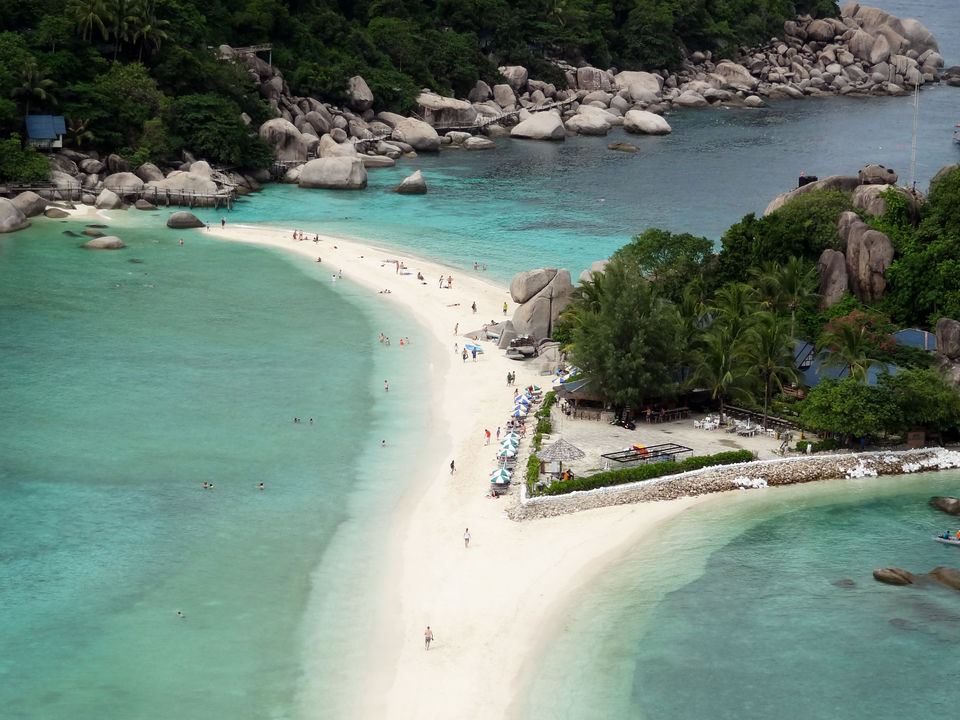 Photos of Nangyuan Island off the coast of Ko Tao 1/1 by Matthew Crompton