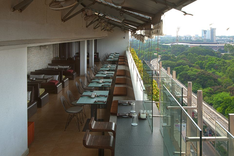 Best places to eat in bangalore 9 hidden restaurants in for 13th floor bangalore menu