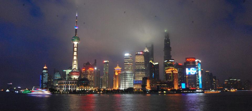 Photos of Waitan - Shanghai Skyline by Mayank Shrivastava