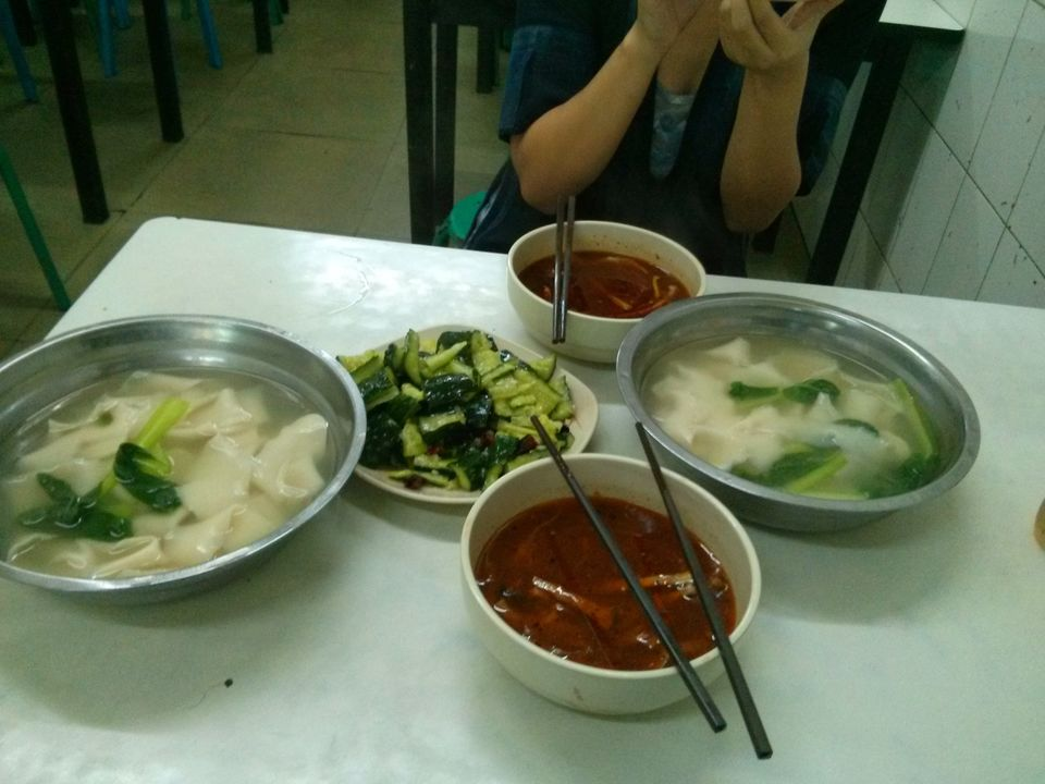 Photos of Xi'an's Famous Noodles by Mayank Shrivastava