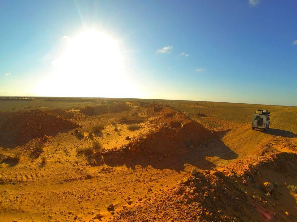 Explore the Sahara's stunning landscapes.