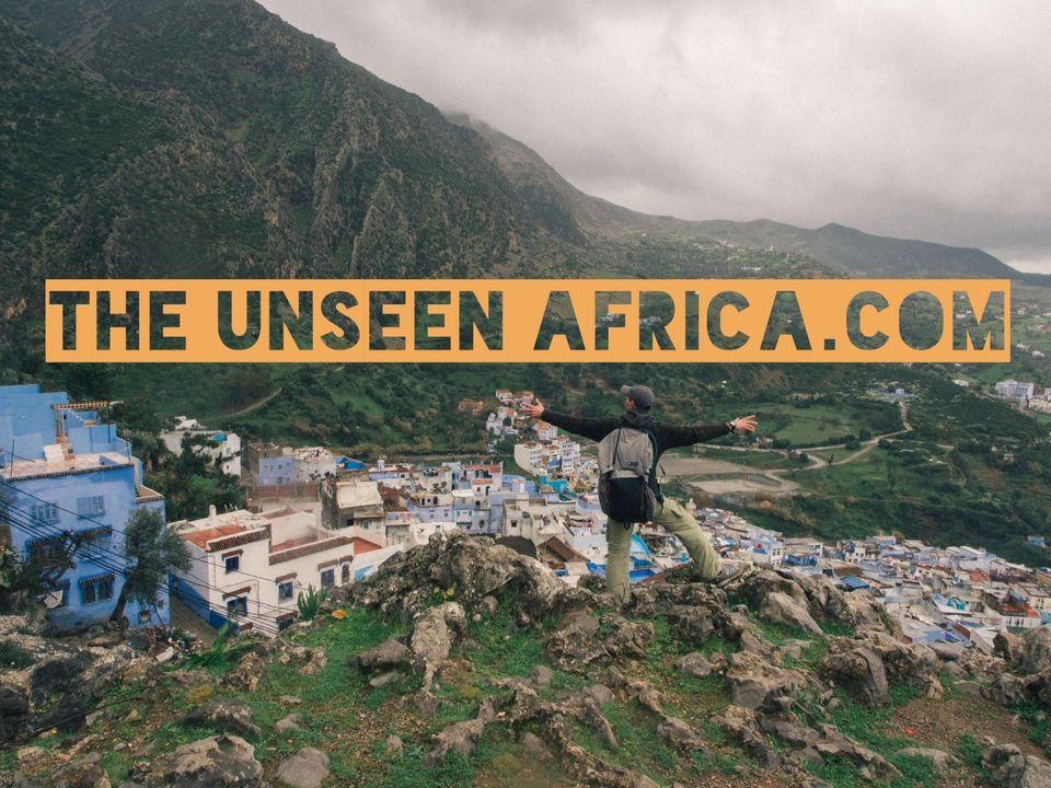 A 4-Year Road Trip through Africa