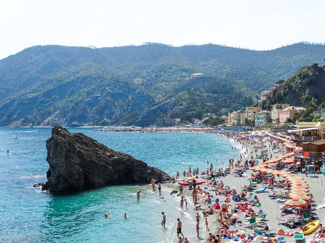 planning trip itinerary days cinque terre