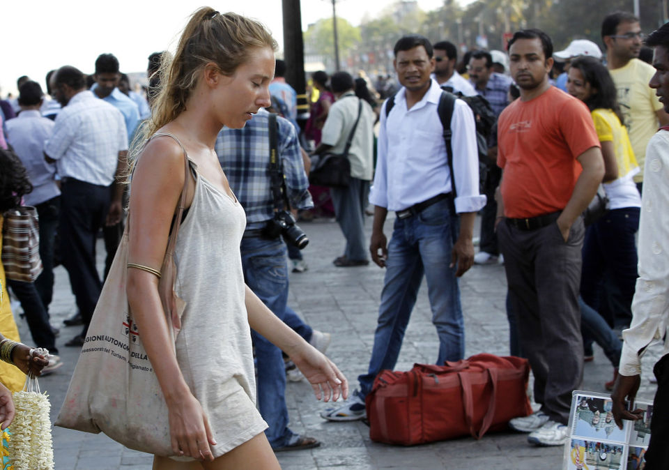 The problem with Indian travellers