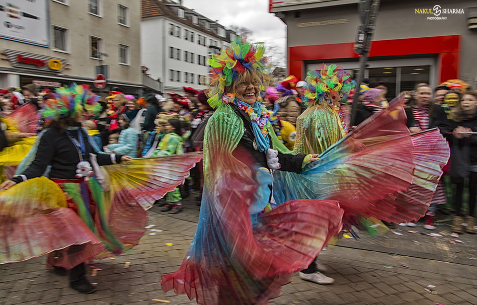Photos of COLOGNE CARNIVAL PHOTO STORY 5/9 by nakul