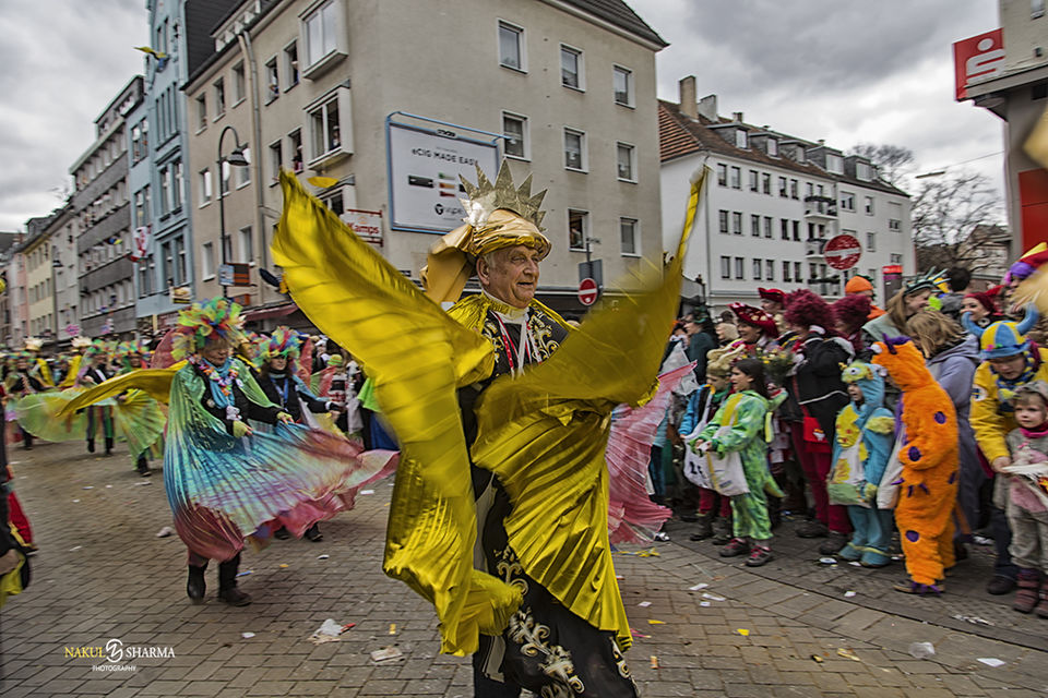 Photos of COLOGNE CARNIVAL PHOTO STORY 4/9 by nakul