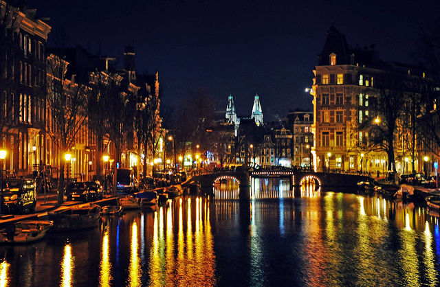 1-Photos of Amsterdam Attractions by Ruchika Makhija