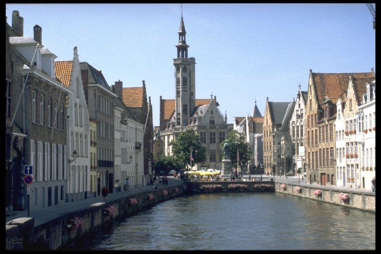 Photos of Bruges- Venice of the North by Ruchika Makhija