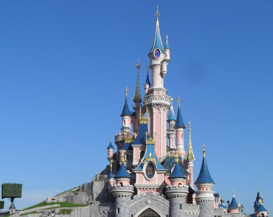 Photos of Disneyland by Ruchika Makhija