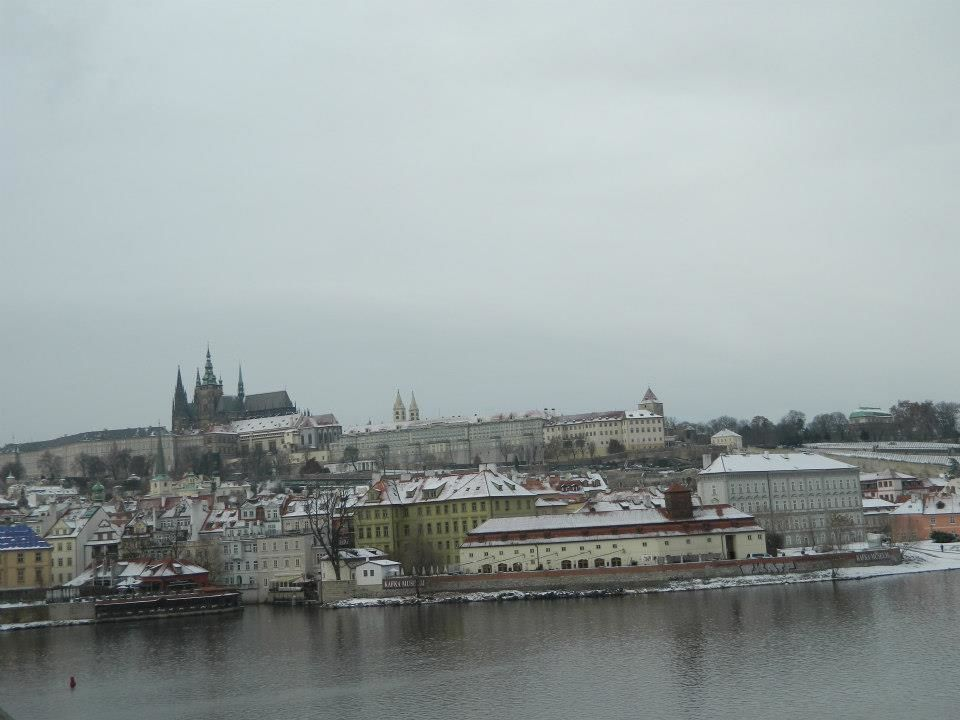 3-Photos of A winter in Prague by Ruchika Makhija