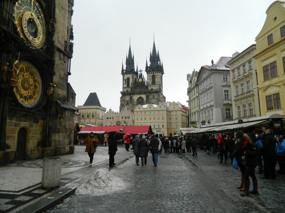 Photos of Prague Square by Ruchika Makhija