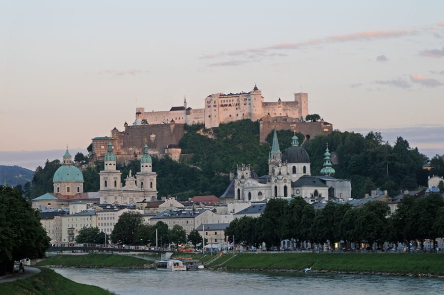 Photos of Hohensalzburg Castle by Ruchika Makhija