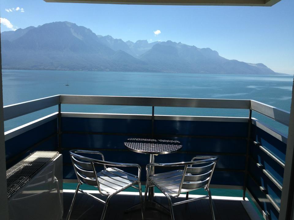 Photos of Lake Geneva, Montreux by Ruchika Makhija