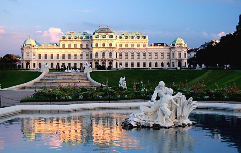 1-Photos of Vienna : An Austrian Marvel by Ruchika Makhija