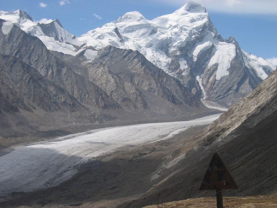 Photos of Darang Drung glacier by Shweta Modgil