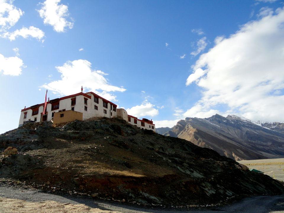 Photos of Rungdum monastery by Shweta Modgil