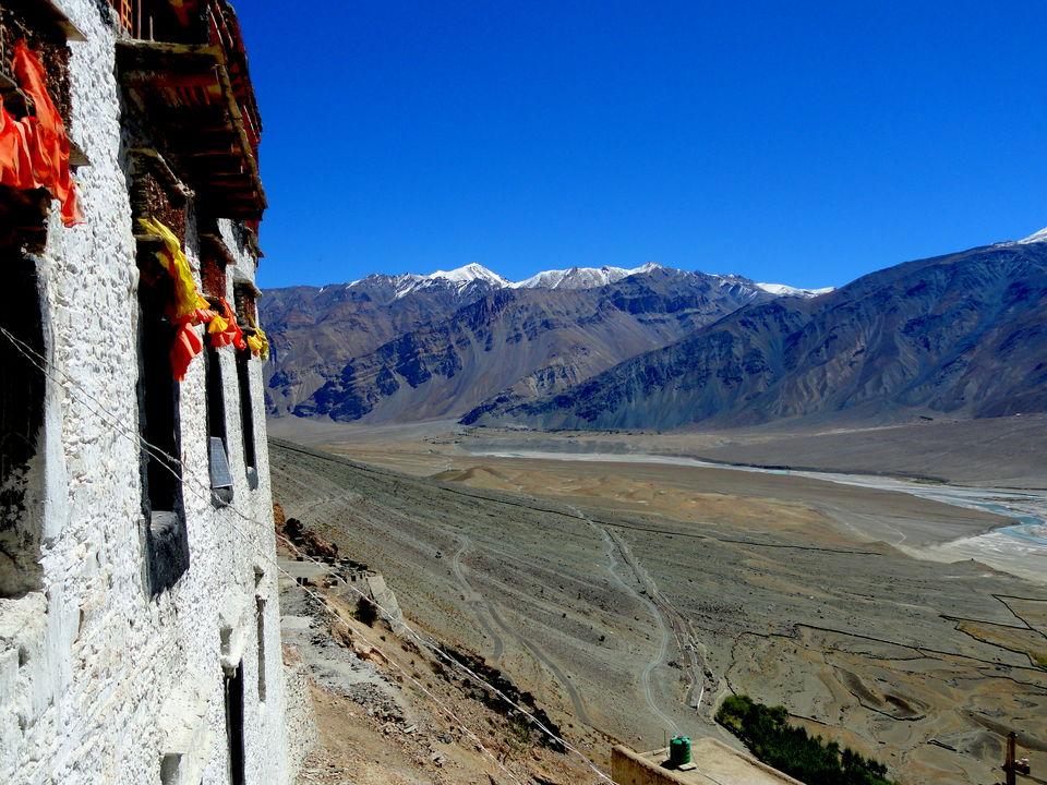 Photos of Karsha Monastery, Padum by Shweta Modgil