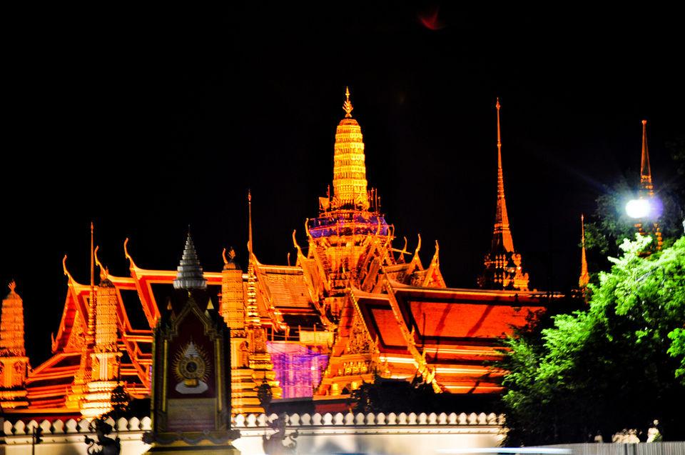 Bangkok Highlights Day Tour