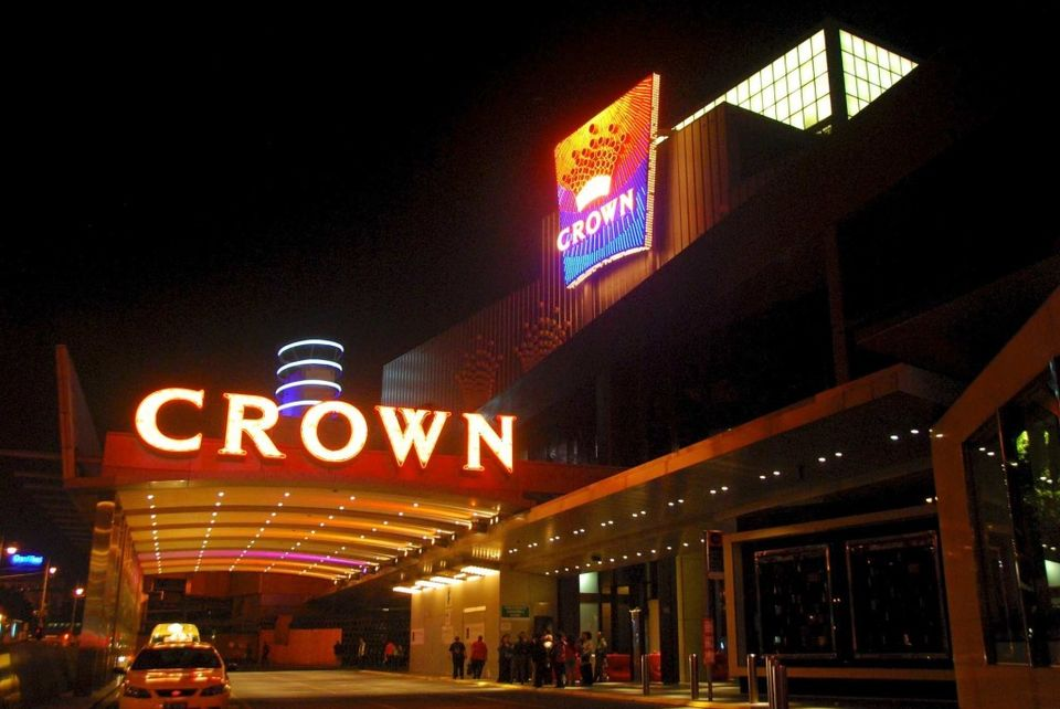 crown casino melbourne poker