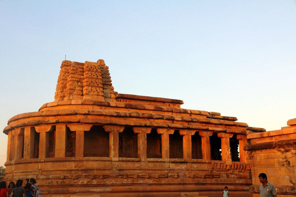 Photos of The experimental temples of Aihole by Arundhati Sridhar