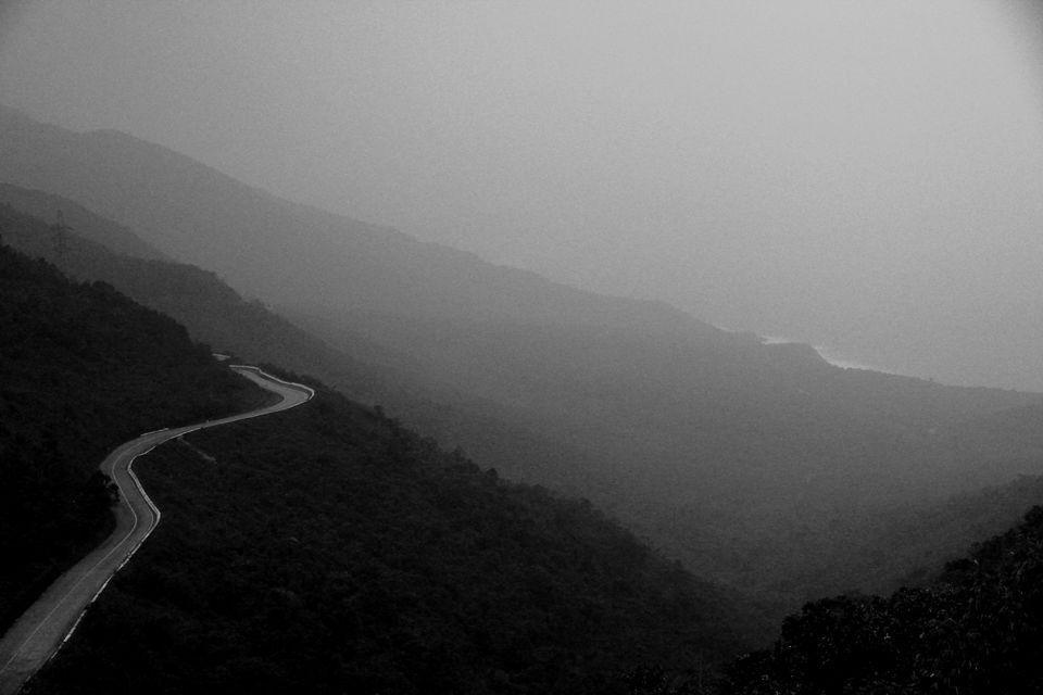 Photos of The Hai Van Pass enroute Hoi An by Arundhati Sridhar