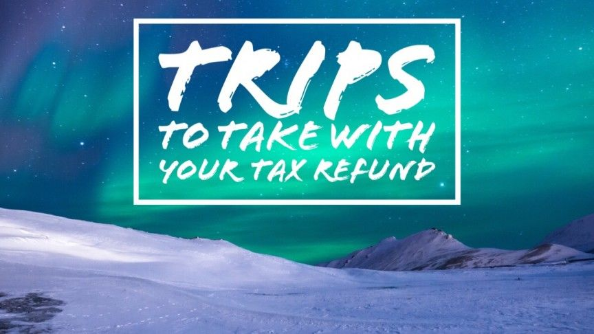 Photos of Five International Trips to Take with Your Tax Refund 1/6 by The World Pursuit