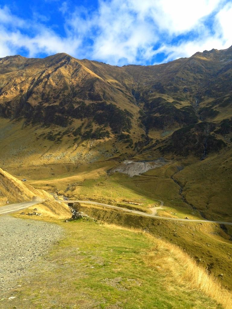 Is The Transf G R An The Most Beautiful Road In The World By Hannah Tripoto