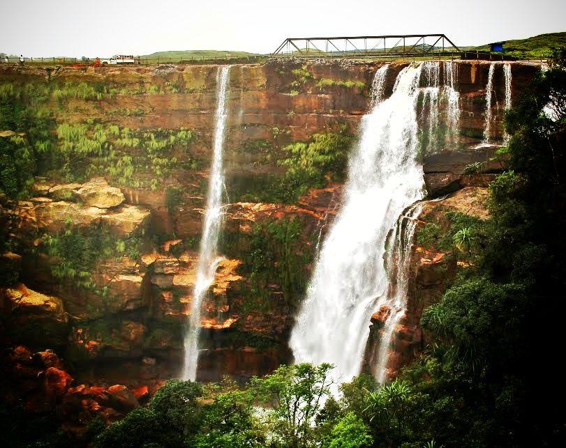 Photos of Daiñthlen Falls, Cherrapunjee, Meghalaya, India 1/1 by pshrutika
