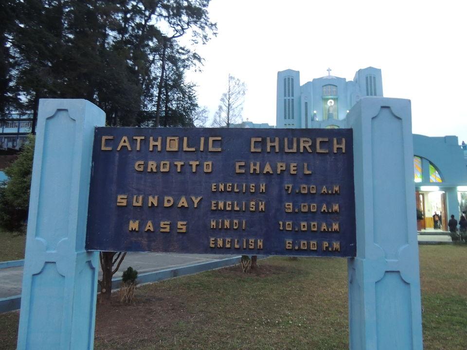 Photos of Catholic Church, Shillong, Meghalaya, India 1/1 by pshrutika