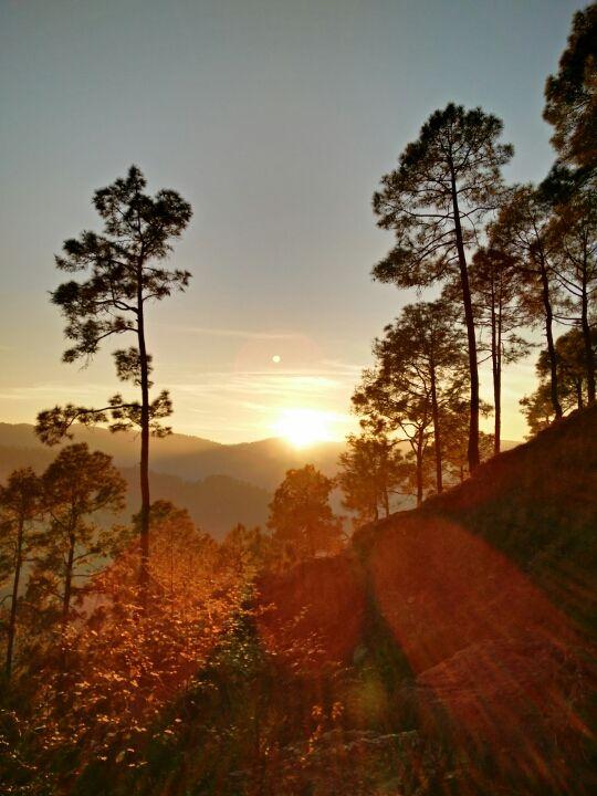 ranikhet sunrise