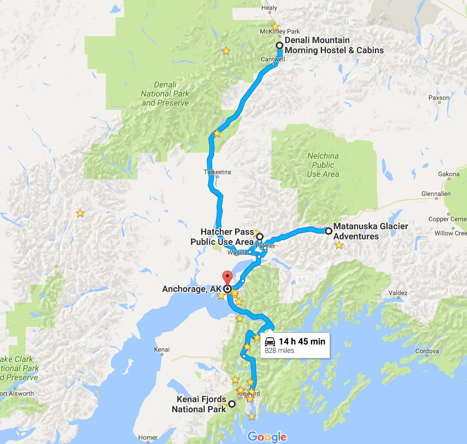 Alaska Road Trip On A Budget What To See Where To Stay And More Tripoto