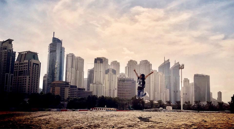Dubai Paradise One And The Same Thing By Aditya Chugh Tripoto