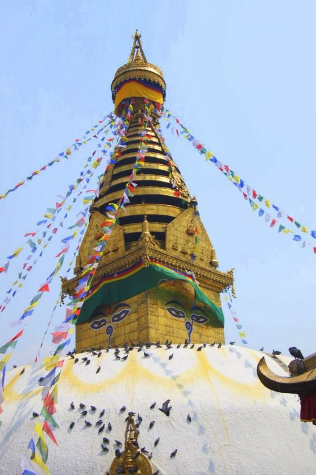 how to send documents to nepal fron armidale