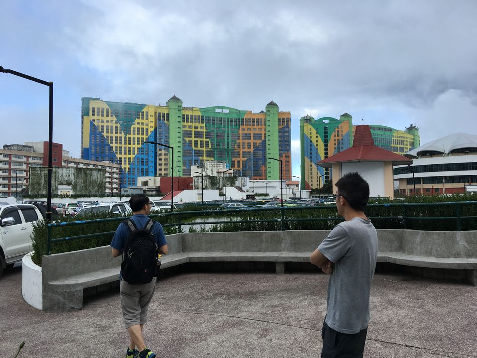 how to go genting highland from kl sentral