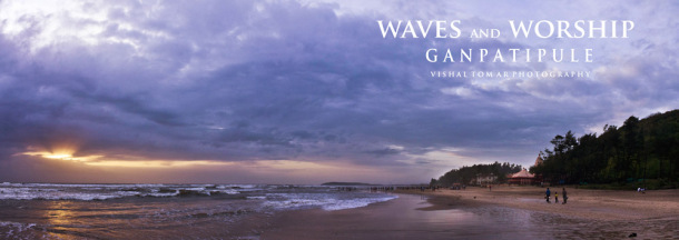 Waves and Worship - GANPATIPULE