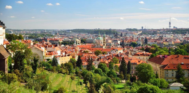 Home is where your bag is – PRAGUE