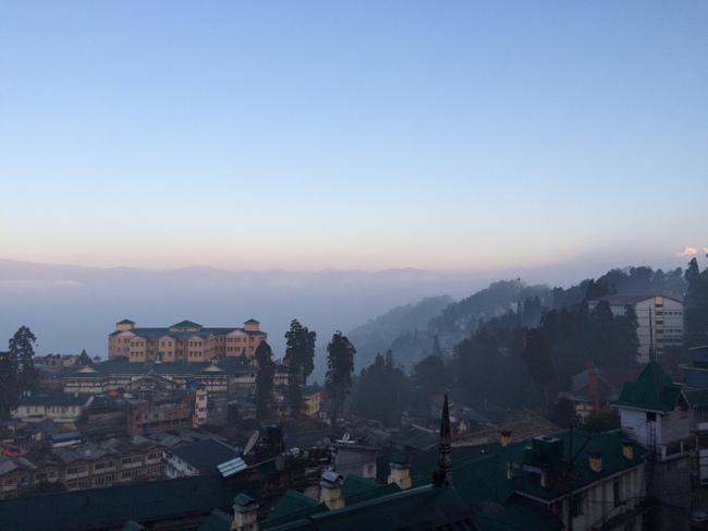 To Darjeeling and back - A serene weekend break