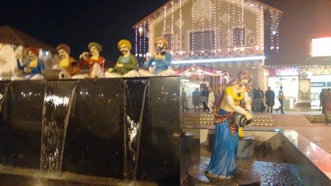 Chokhi Dhani -Sonepat: Rajasthani Flavours on New Year Eve