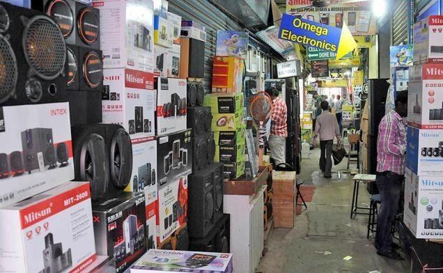 15 Wholesale Markets In Mumbai Wholesale Dress Material
