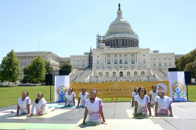 From Supermodels To The Indian Army, This Is How The World Celebrated International Yoga Day