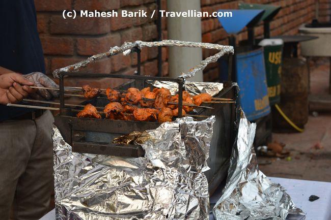 Great Indian Food Festival Delhi Haat
