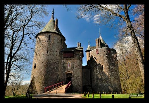 Rooms For Hire Castle Coch