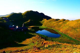 Adventure plus Nature- Prashar lake, Mndi, Himachal