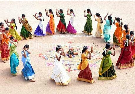 Folk music and Dances of Tamil Nadu (part 1)